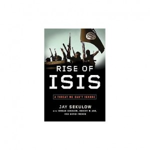 book cover rise of isis