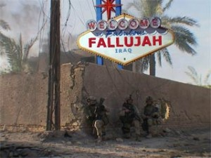 welcome to fallujah